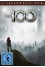 The 100 - Die komplette 3. Staffel  [4 DVDs]<br> DVD-Cover