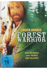 Chuck Norris ist der Forest Warrior  [LE] DVD-Cover