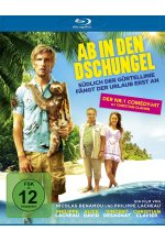 Ab in den Dschungel Blu-ray-Cover