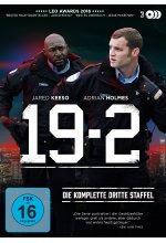 19-2 - Staffel 3  [3 DVDs] DVD-Cover