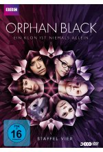 Orphan Black - Staffel 4  [3 DVDs] DVD-Cover