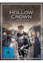 The Hollow Crown - Staffel 2 - The Wars of the Roses  [3 DVDs] DVD-Cover
