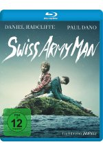 Swiss Army Man Blu-ray-Cover