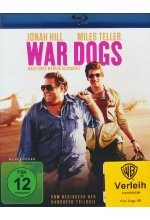 War Dogs Blu-ray-Cover