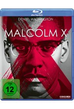 Malcolm X Blu-ray-Cover