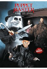 Puppet Master - Axis of Evil - Uncut DVD-Cover