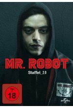 Mr. Robot - Staffel 2  [4 DVDs] DVD-Cover