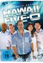 Hawaii Five-0 - Season 6  [6 DVDs] DVD-Cover