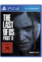 The Last of Us - Part II Cover