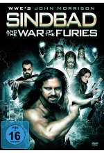 Sindbad and the war of the Furies DVD-Cover