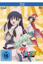 Motto To Love Ru: Trouble - 2. Staffel - DVD 3 DVD-Cover