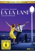 La La Land DVD-Cover