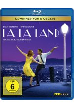 La La Land Blu-ray-Cover