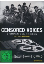 Censored Voices DVD-Cover