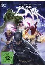 Justice League Dark DVD-Cover