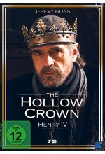 The Hollow Crown - Henry IV - Teil 1 und 2  [2 DVDs] DVD-Cover