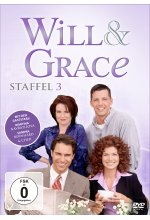 Will & Grace - Staffel 3  [4 DVDs] DVD-Cover