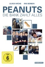 Peanuts - Die Bank zahlt alles DVD-Cover