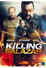 Killing Salazar DVD-Cover
