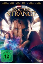 Doctor Strange DVD-Cover