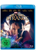 Doctor Strange Blu-ray-Cover