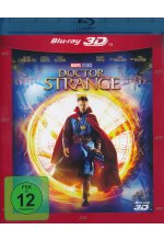 Doctor Strange Blu-ray 3D-Cover
