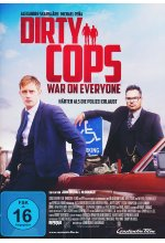 Dirty Cops - War On Everyone DVD-Cover