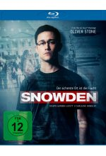 Snowden Blu-ray-Cover