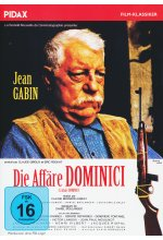Die Affäre Dominici DVD-Cover