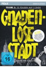 Gnadenlose Stadt - 65. Revier New York Vol. 2  [3 DVDs] DVD-Cover