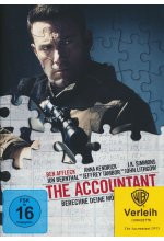 The Accountant DVD-Cover