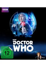 Doctor Who - Der Film  [2 DVDs]<br> Blu-ray-Cover