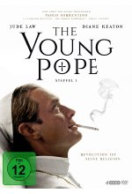 The Young Pope - Staffel 1  [4 DVDs] DVD-Cover
