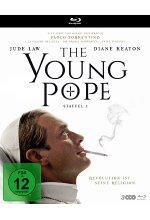 The Young Pope - Staffel 1  [3 BRs] Blu-ray-Cover