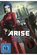 Ghost in the Shell - ARISE: border: 1+2 DVD-Cover