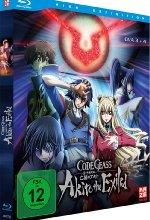 Code Geass: Akito the Exiled - OVA 3+4 Blu-ray-Cover