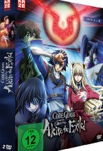 Code Geass: Akito the Exiled - OVA 3+4  [2 DVDs] DVD-Cover