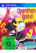 Operation Babel - New Tokyo Legacy Cover