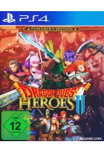 Dragon Quest Heroes 2 Cover