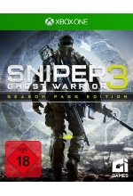 Sniper: Ghost Warrior 3 (Season Pass Edition) Cover