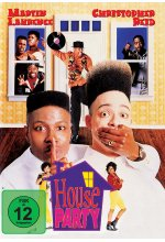 House Party DVD-Cover