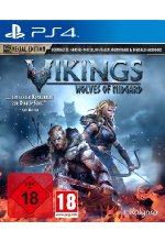 Vikings - Wolves of Midgard (Special Edition) Cover