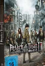 Attack on Titan - Film 2 - End of the World DVD-Cover