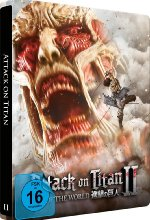 Attack on Titan - Film 2 - End of the World - Steelbook  [LE] Blu-ray-Cover