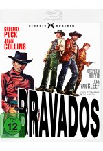 Bravados - Classic Western Blu-ray-Cover
