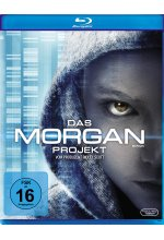 Das Morgan Projekt Blu-ray-Cover