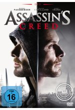 Assassin's Creed DVD-Cover