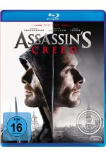 Assassin's Creed Blu-ray-Cover