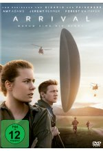 Arrival DVD-Cover