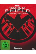 Marvel's Agents of S.H.I.E.L.D. - Staffel 2  [5 BRs] Blu-ray-Cover